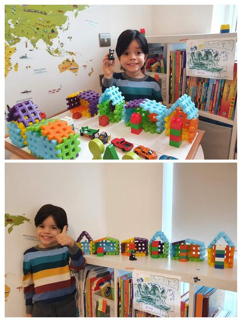 Thomas builds 1 to 6 Aristotle Street