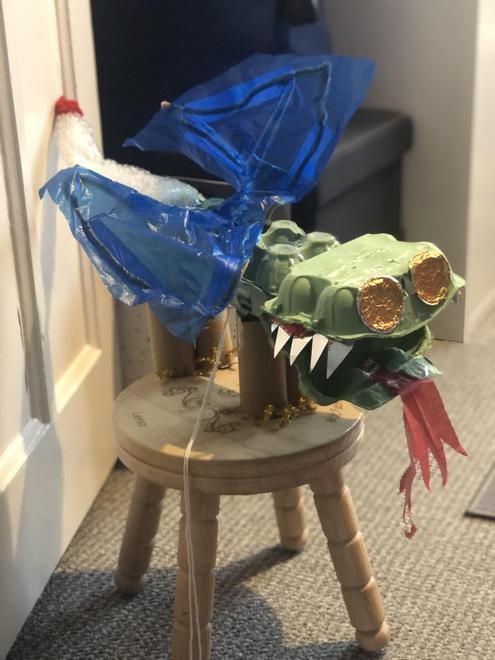 Leo's wonderful dragon