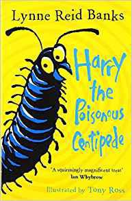 Harry the Poisonous Centipede is the delightfully squirmy story of a little centipede's adventures in the scary world of the dreaded Hoo-Mins!
