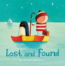 There once was a boy… and one day a penguin arrives on his doorstep. The boy decides the penguin must be lost and tries to return him. But no one seems to be missing a penguin. So the boy decides to take the penguin home himself, and they set out in his row boat on a journey to the South Pole.