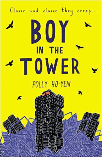 Ade loves living at the top of a tower block. From his window, he feels like he can see the whole world stretching out beneath him.  But one day, other tower blocks on the estate start falling down around them and strange, menacing plants begin to appear.