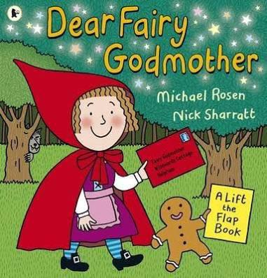 Deep in the enchanted forest, the fairy tale creatures all have problems. Luckily they can call on the ultimate agony aunt - Dear Fairy Godmother! Along with their letters asking for advice comes the scene with the problem - then lift the flap and see Fairy Godmother's ingenious solutions to their predicaments!