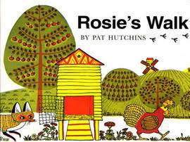 Rosie's walk around the farmyard, pursued by the hungry but clumsy fox, has become a beacon in the world of children's picture books, an ever-popular classic which generations have enjoyed. Children love the humour of this near-wordless story. One disaster after another befalls the poor fox while Rosie goes on her way, supremely unaware of the danger behind her.