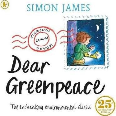 This is an enchanting ecological fantasy from a multi-award-winning picture book creator.Worried that the whale living in her pond is unhappy, Emily writes to Greenpeace, who, though offering the best...