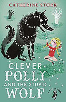 How resourceful Polly outwits the wolf who eagerly stalks her in the hope of eating her is a masterly blend of risk-taking and triumph. In each story, the wolf has a well-thought out plan and Polly manages to circumvent it.