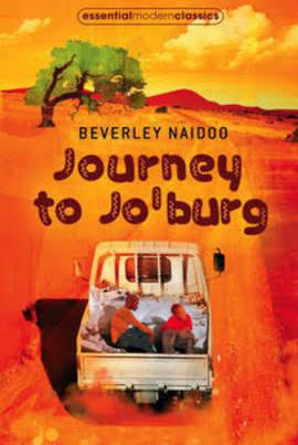 "This is the story of love, commitment and the flowering of the human spirit against the background of South Africa's apartheid. Frightened that their baby sister Dineo will die, thirteen-year-old Naledi and her younger brother Tiro run away from their grandmother to Johannesburg to find their mother, who works there as a maid. Their journey illustrates at every turn the grim realities of apartheid - the pass laws, bantustans, racism, the breakdown of family life. The opulence of the white ""Madam's"" house contrasts starkly with the reality that Naledi and Tiro face - that their baby sister is suffering from starvation, not an incurable disease."