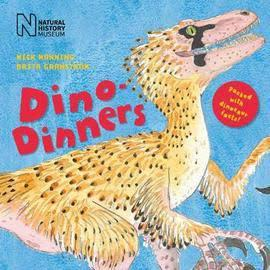 It's dino-dinnertime but who eats what, and who eats who? How do we know what dinosaurs ate? Who hunted as a team? Who ate with their head in the treetops, and who ate absolutely anything they could find? Discover exactly what is on the menu, as you are invited to attend this dinner party with a difference!