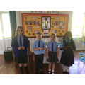 School Value - 'Pride' Award 13.9.19