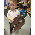 Year 1 - Moving Parts (Split Pin Puppets)