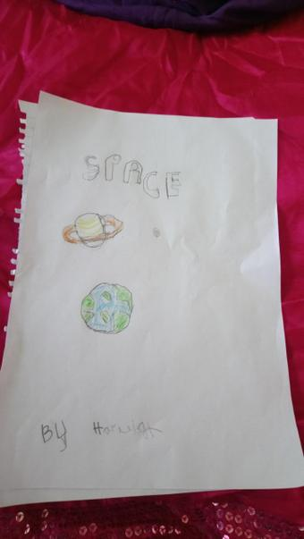 Harleigh's Space Project