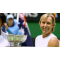 Martina Navratilova - Tennis Player