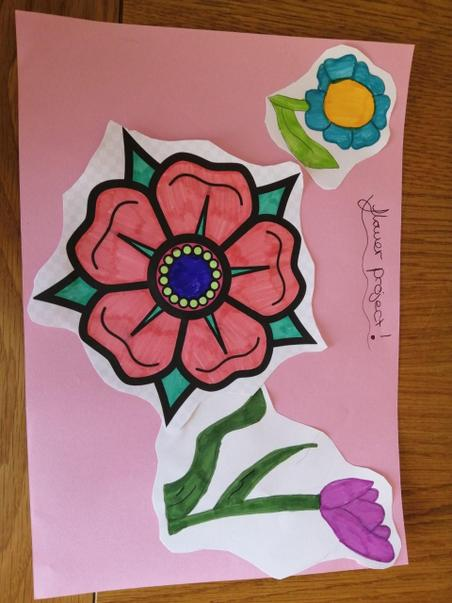 Beautiful Tudor Rose by Sophie