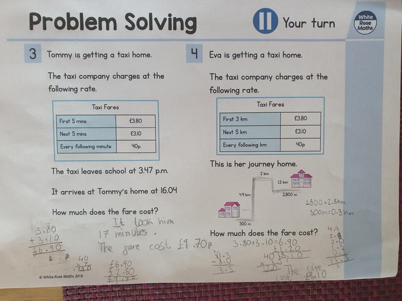 check out Liliana's problem solving
