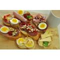 Chebicky - open sandwich