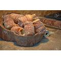 Trdelnik - Rolled sweet pastry