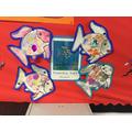 Friendship - Hall display