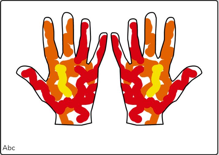 Ady mehndi hands