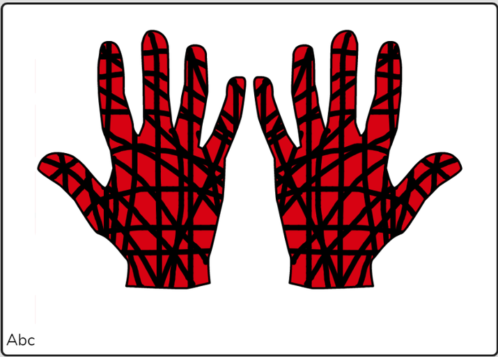 Sameer mehndi hands