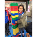 Building tall towers outside