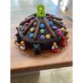 A special birthday cake!