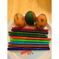 Elsa's eggs!