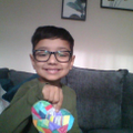 Look at my lovely heart
