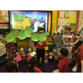 Retelling the story in class