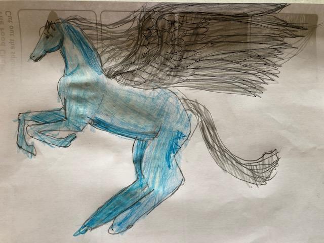 Aaran's Pegasus