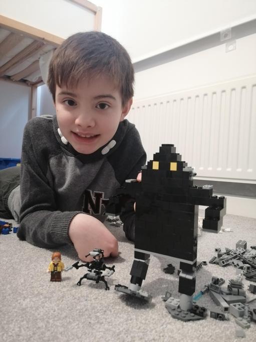 Owen's Iron Man