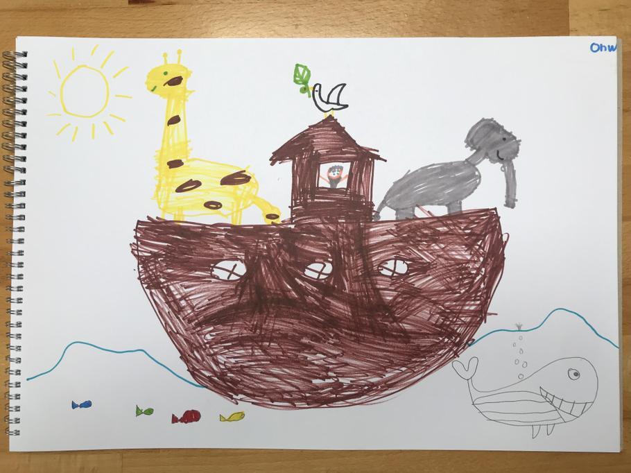Oscar's Noah's Ark