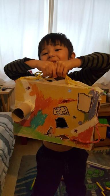 We designed and made pet carriers.