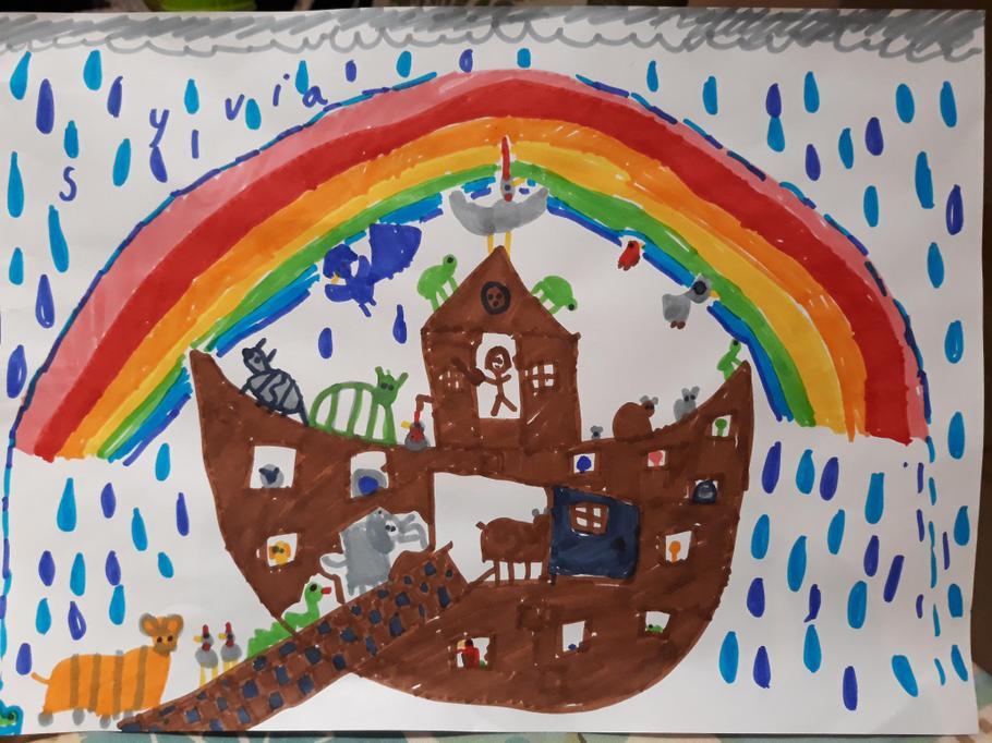 Sylvia's Noah's Ark