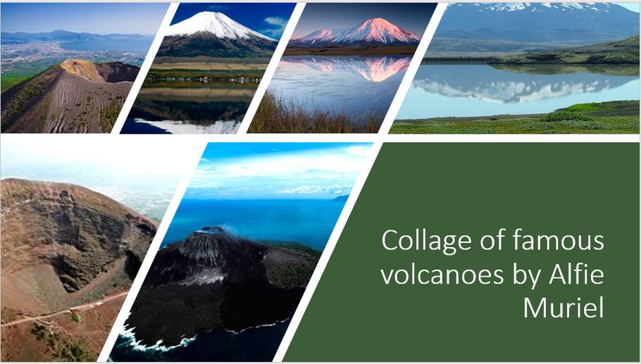 Alfie's Volcano Montage