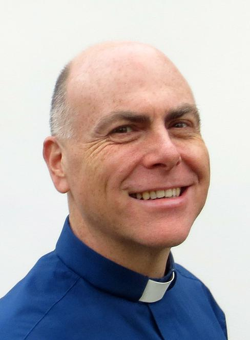 A Photo of Andrew Porter the Vicar
