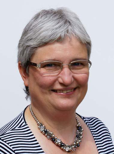 A photo of Julie Payne, one of our Pastoral Care co-ordinators