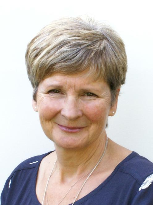 A photo of Liz Peacock one of our Pastoral Care co-ordinators