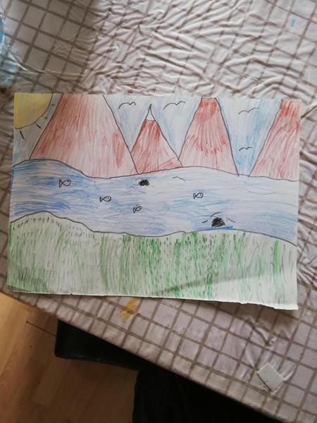 Check out the poem landscape by Cyrus!