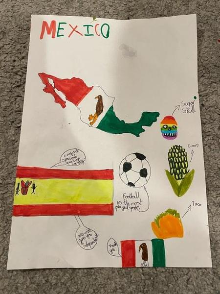 Laycee B.'s Mexico Poster