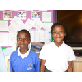 RE Ambassadors for Y1: Stephen and Ayo