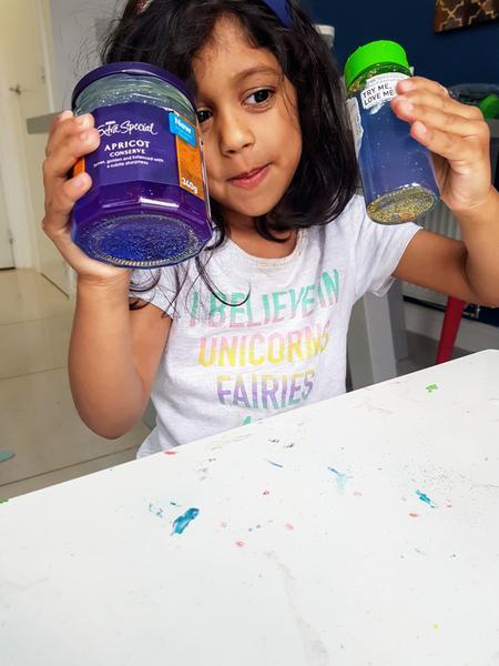 Naava's 'calm jar', YR