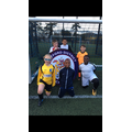 Yr3/4 mixed football