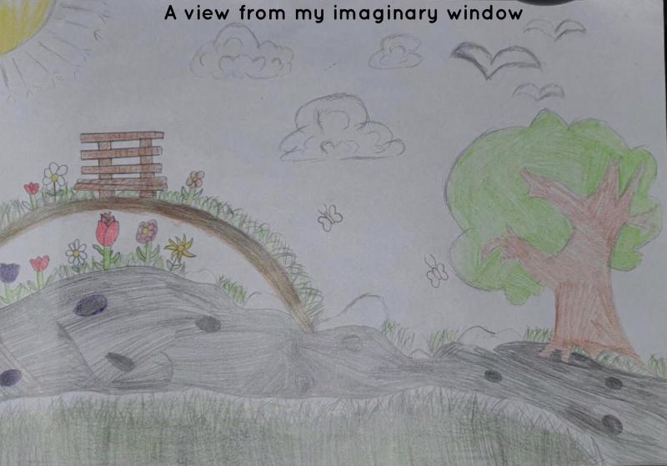 Uliana's fantastic imaginary view