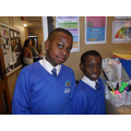 RE Ambassadors for Y5 Adonnis and David