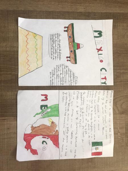 Brooke's Mexico Posters