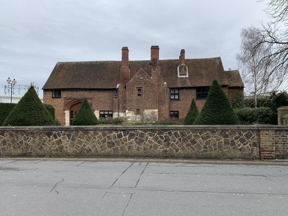 Freddie's Tudor Walk