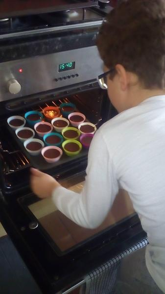 Dorian Year 3 home baking