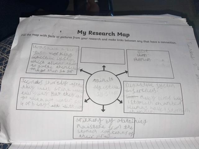 Mason B's research map