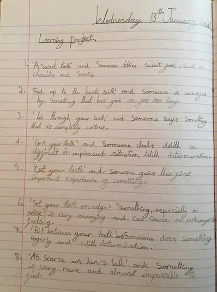 Coco's excellent idiom work