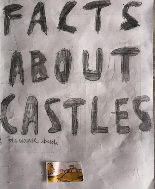 Toluwalase Year 3 castle factfile