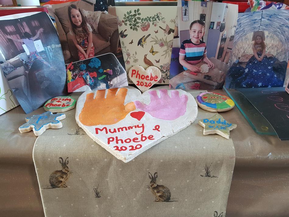 Phoebe - Year 3 - time capsule